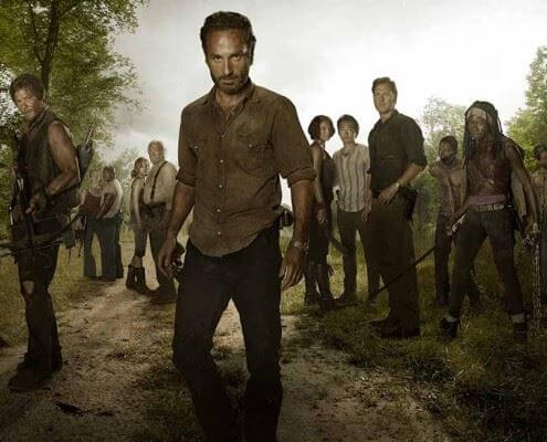 Lessons to glean from The Walking Dead