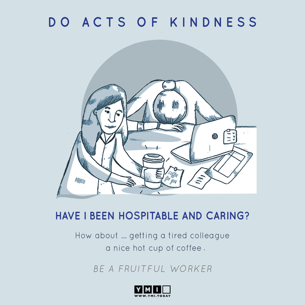 5 DO ACTS OF KINDNESS