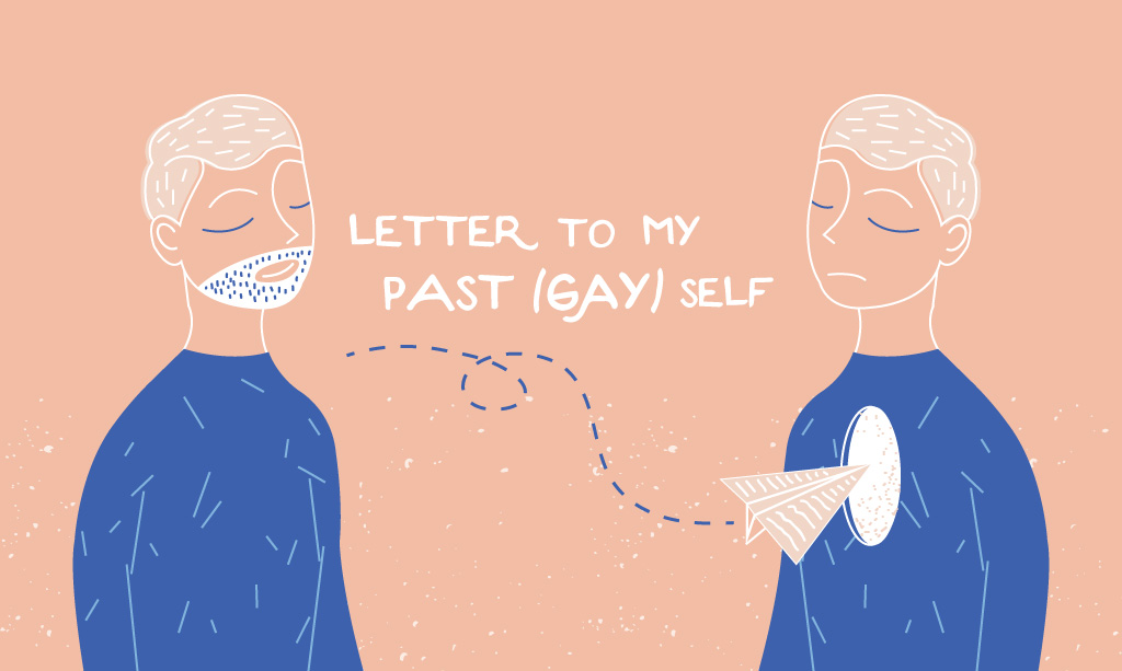 Letter to My Past Gay Self
