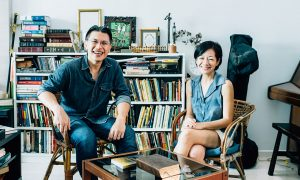 Ken and Addy: Sharing Home with Complete Strangers