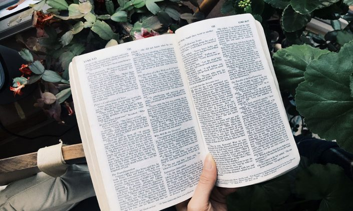 When I Thought the Bible Wasn't Enough