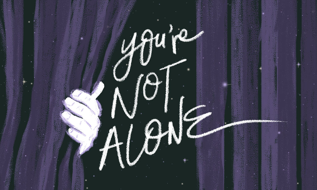 Dear Joshua and Marty: You're Not Alone