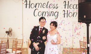 Abraham and Cheng Yu: We Invited the Homeless to Our Wedding