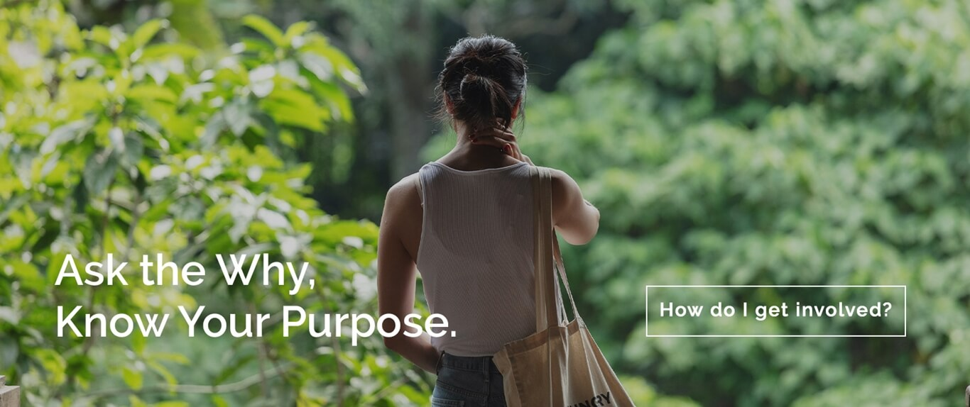 YMI - Ask The Why - Know Your Purpose - How do I get involved?
