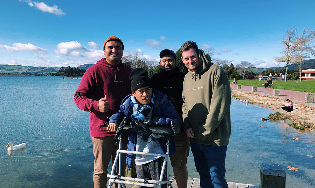 Living Extraordinarily with Cerebral Palsy