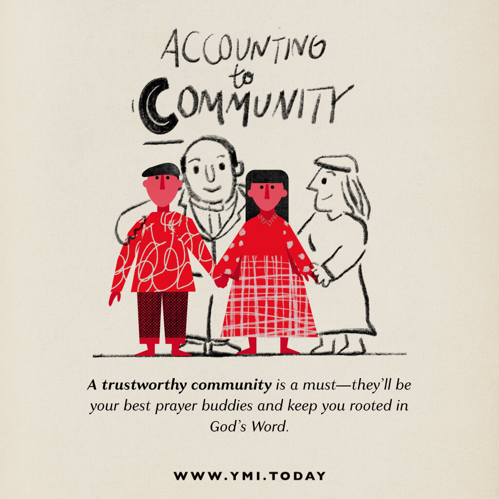 Accounting to Community