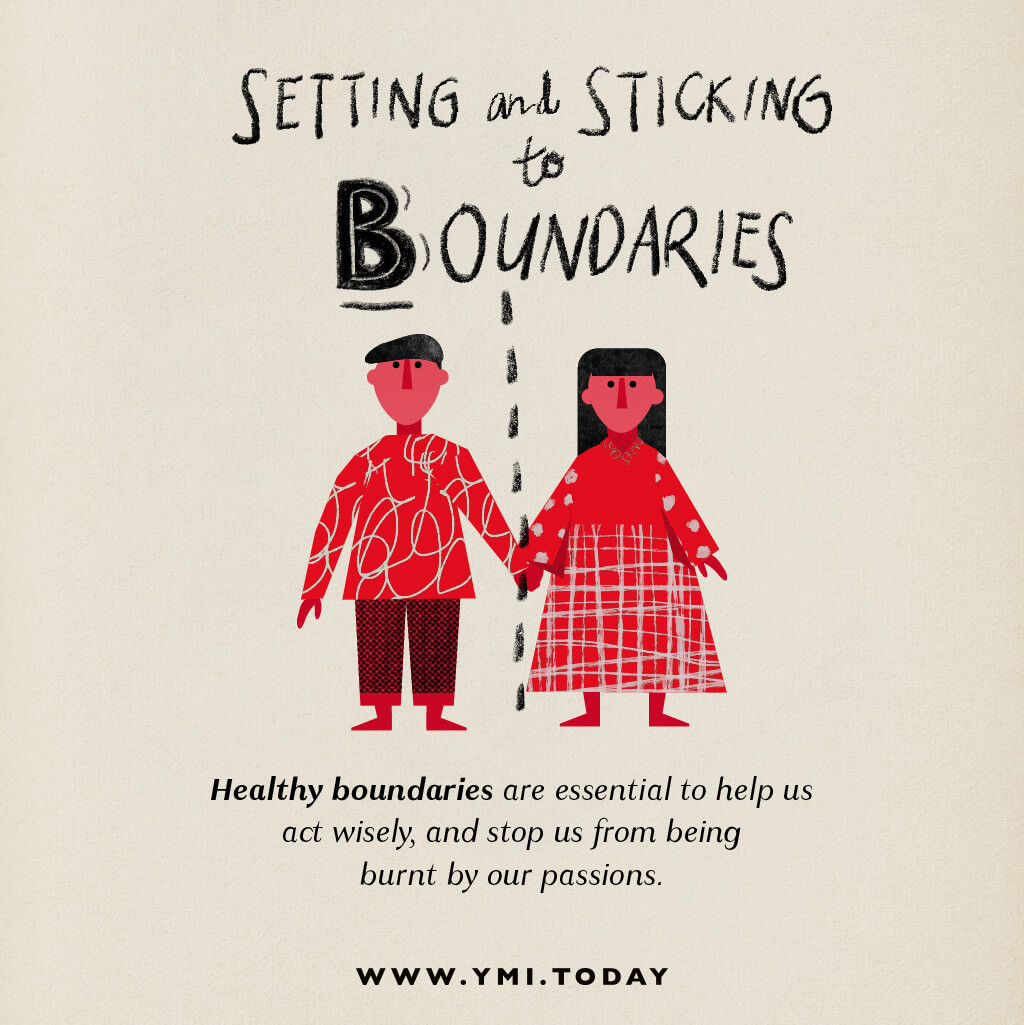 Setting and Sticking to Boundaries