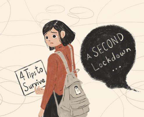 4 Tips To Survive A Second Lockdown