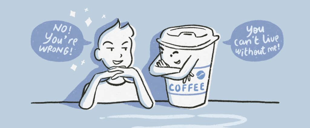 February fasting image for coffee