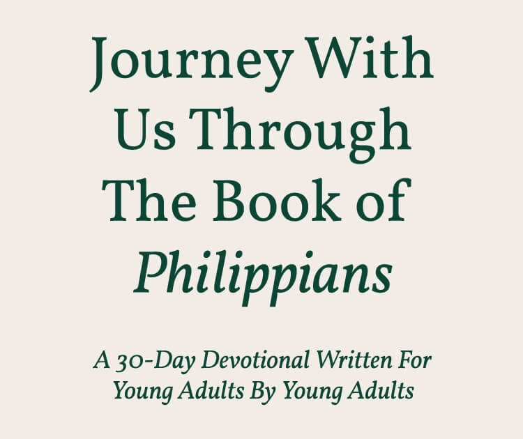 Devotional study on the Book of Philippians
