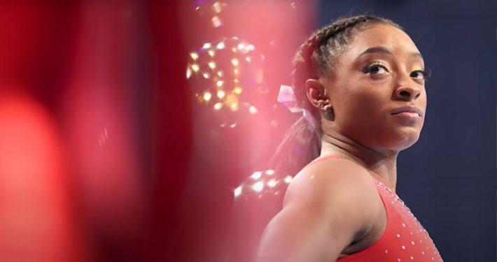 Image of Simone Biles Gymnast