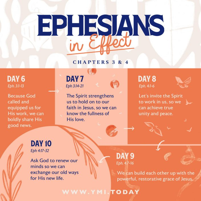 Ephesians in Effect Chapter 3&4