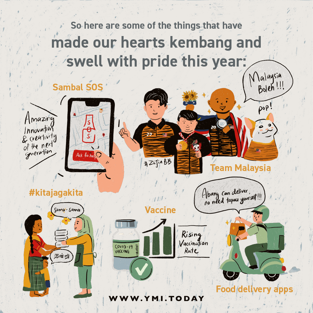 Things that made Malaysians proud this year