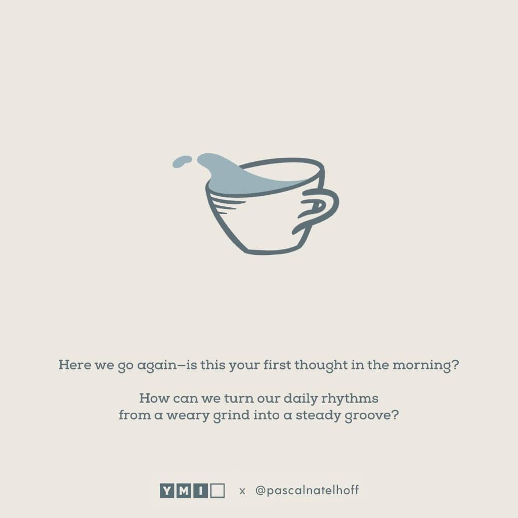 Illustration of a coffee mug