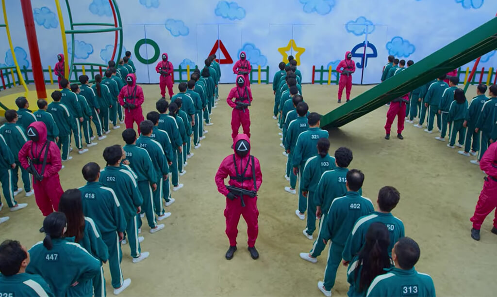 Image of squid game